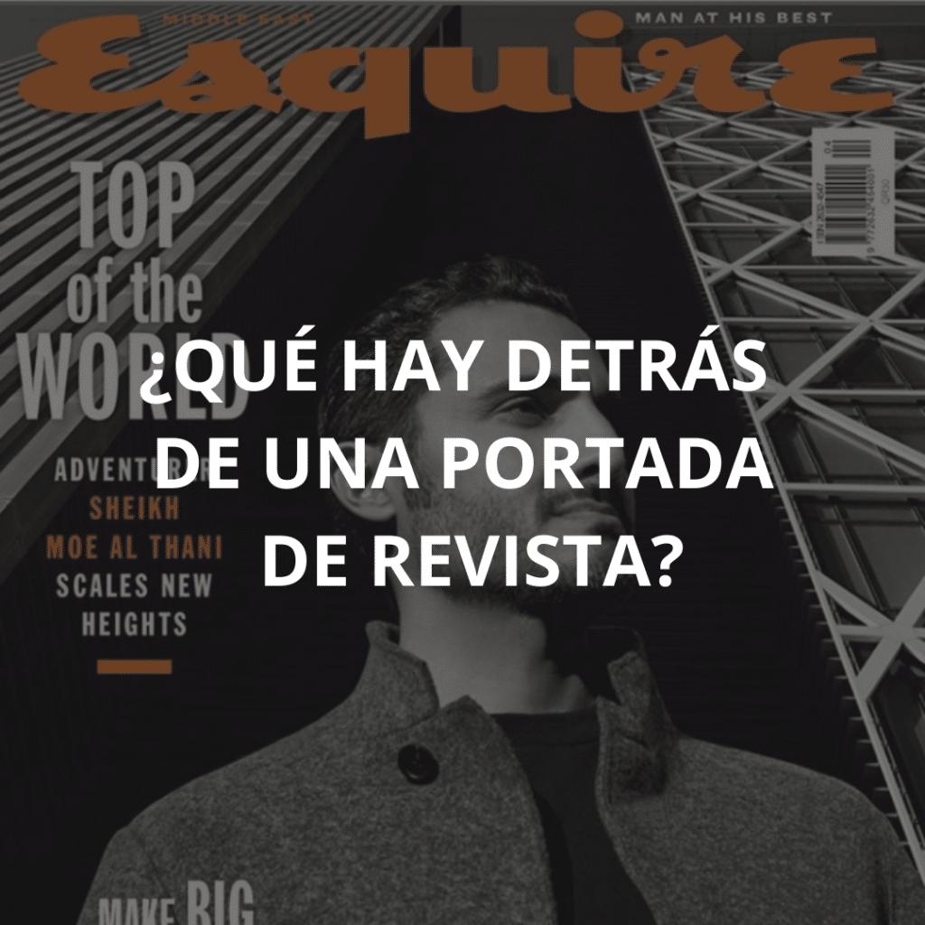 taller: ¿qué hay detrás de una portada de revista?