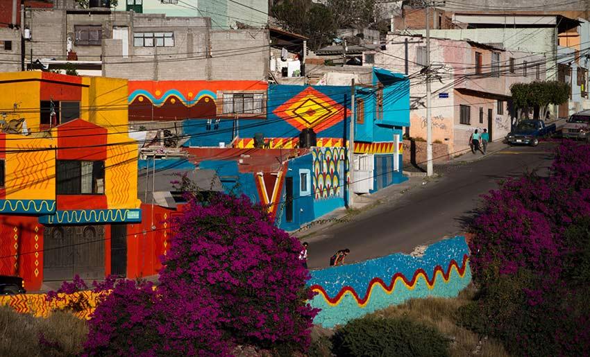 Las Américas, proyecto realizado en México.Foto de boamistura.com