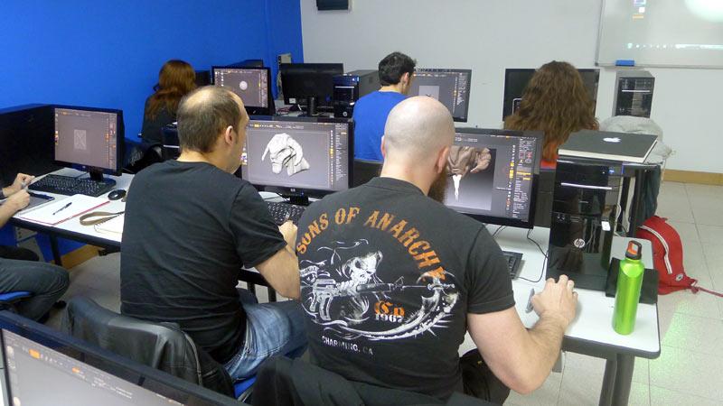 ZBrush es un software muy usado en videojuegos, cine y publicidad