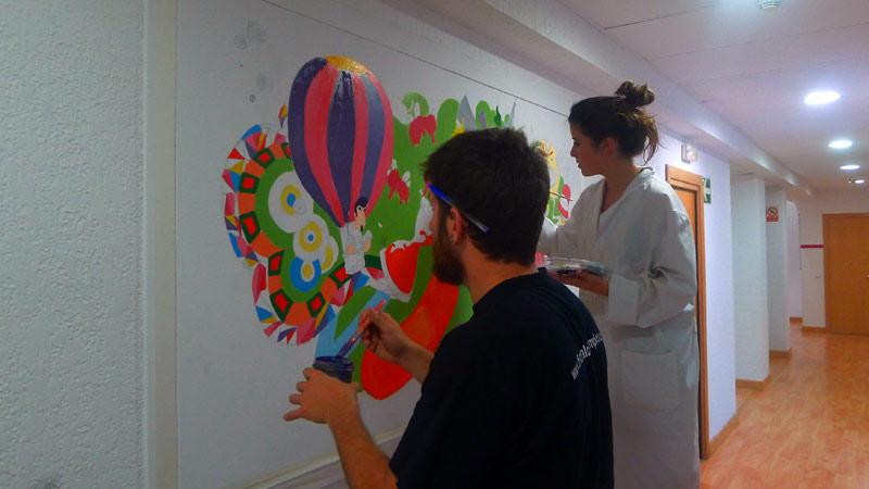 creanavarra mural diseño gráfico