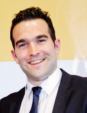 David Moreno es Director de Desarrollo de Negocio de Virtualware