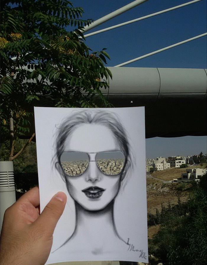 Shamekh Bluwi propone otra forma de contemplar el espacio que nos rodea