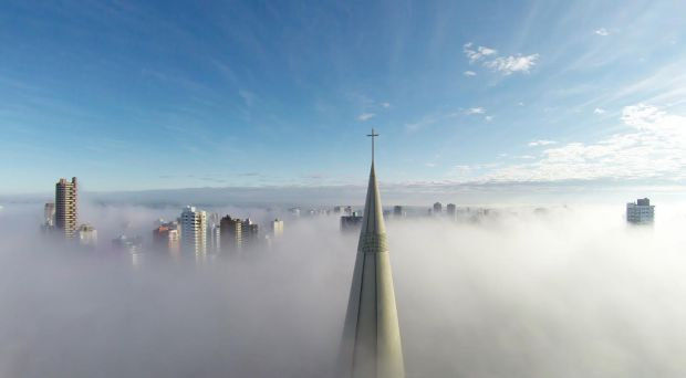 """Above the mist"" del brasileño Richardo Matiello"