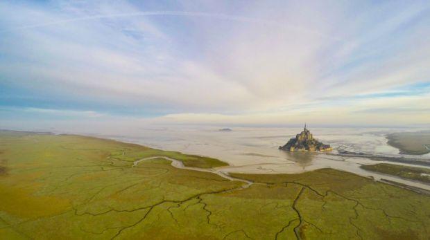 """""""Mont Saint Michel"""" de Jérémie Eloy"""