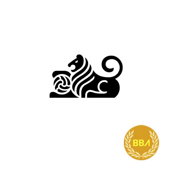 Logotipo de Anthem diseñado por la agencia mexicana Anagrama