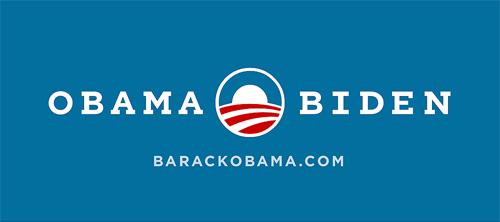 Imagen de la campaña de Obama