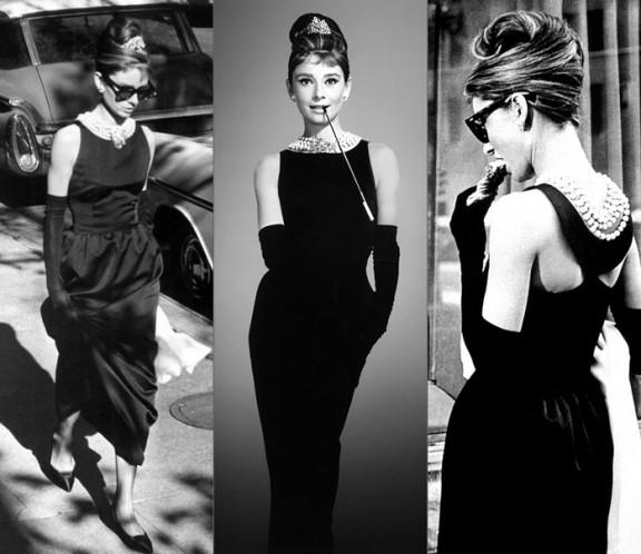 Audrey Hepburn, musa de Givenchy