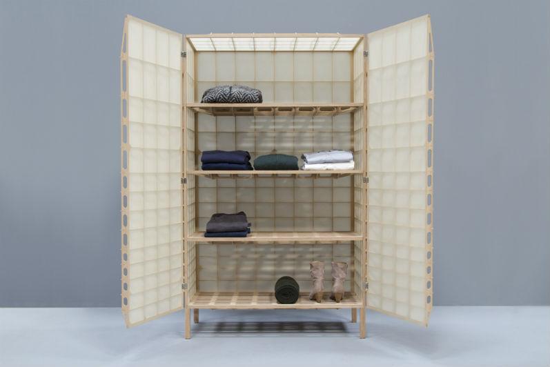 Reto conseguido dise ar un armario ligero y estable creanavarra - Disenar un armario ...