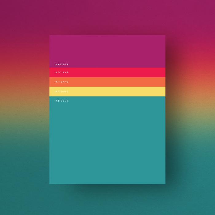 Minimalist Color Palettes de Dumma Branding Agency 02
