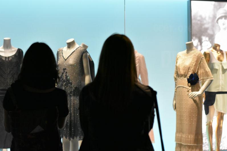 alumnas creanavarra_visita museo diseno Barcelona