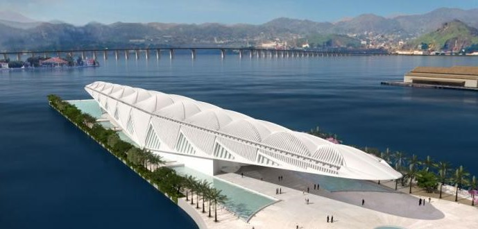 Museo-del-mañana-diseño-Santiago-de-Calatrava