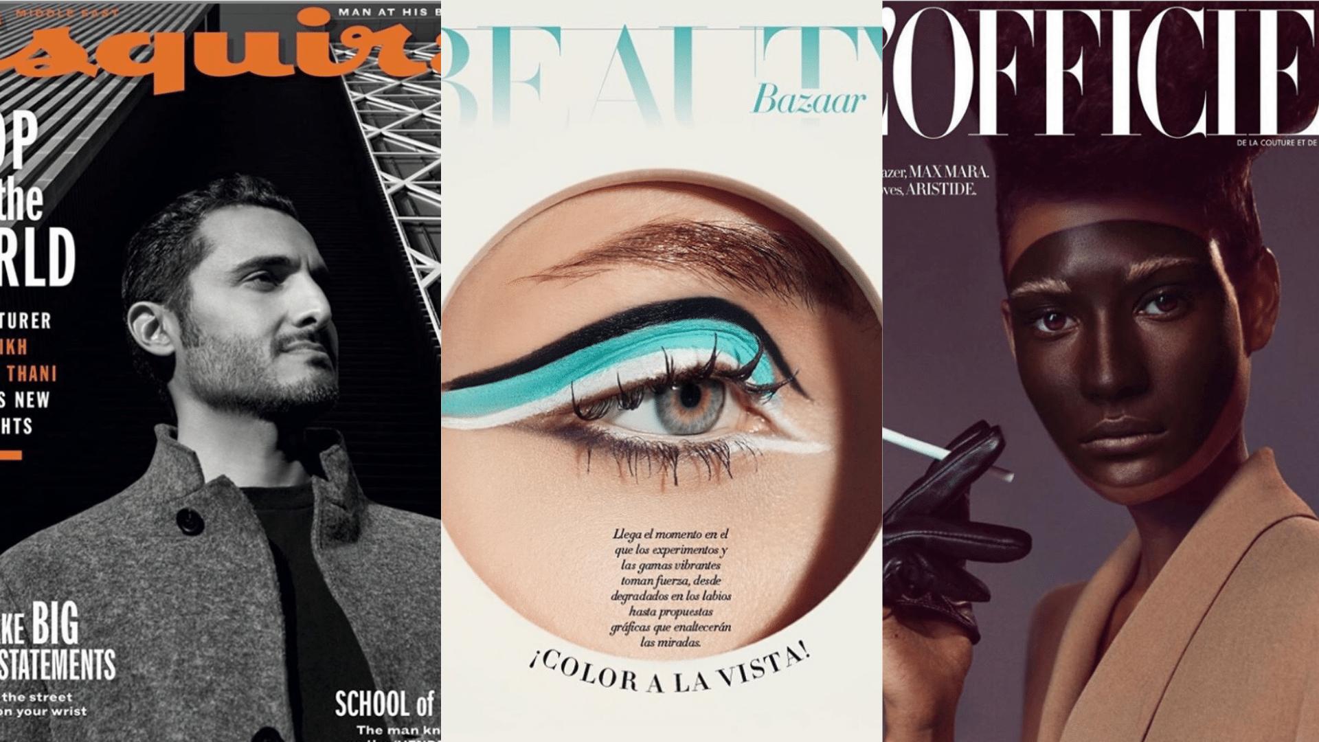 charla virtual: ¿quién está detrás de una portada de revista? aprende qué es un retocador