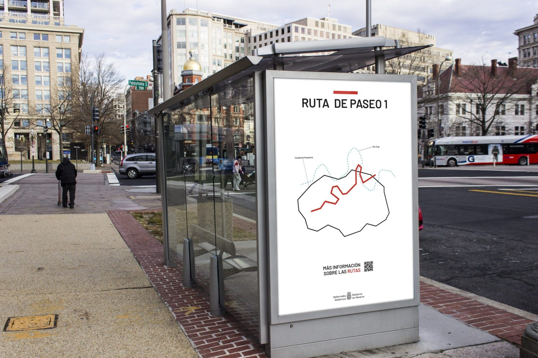 'el otoño que cuenta' campaña publicitaria elaborada por alumnado gráfico