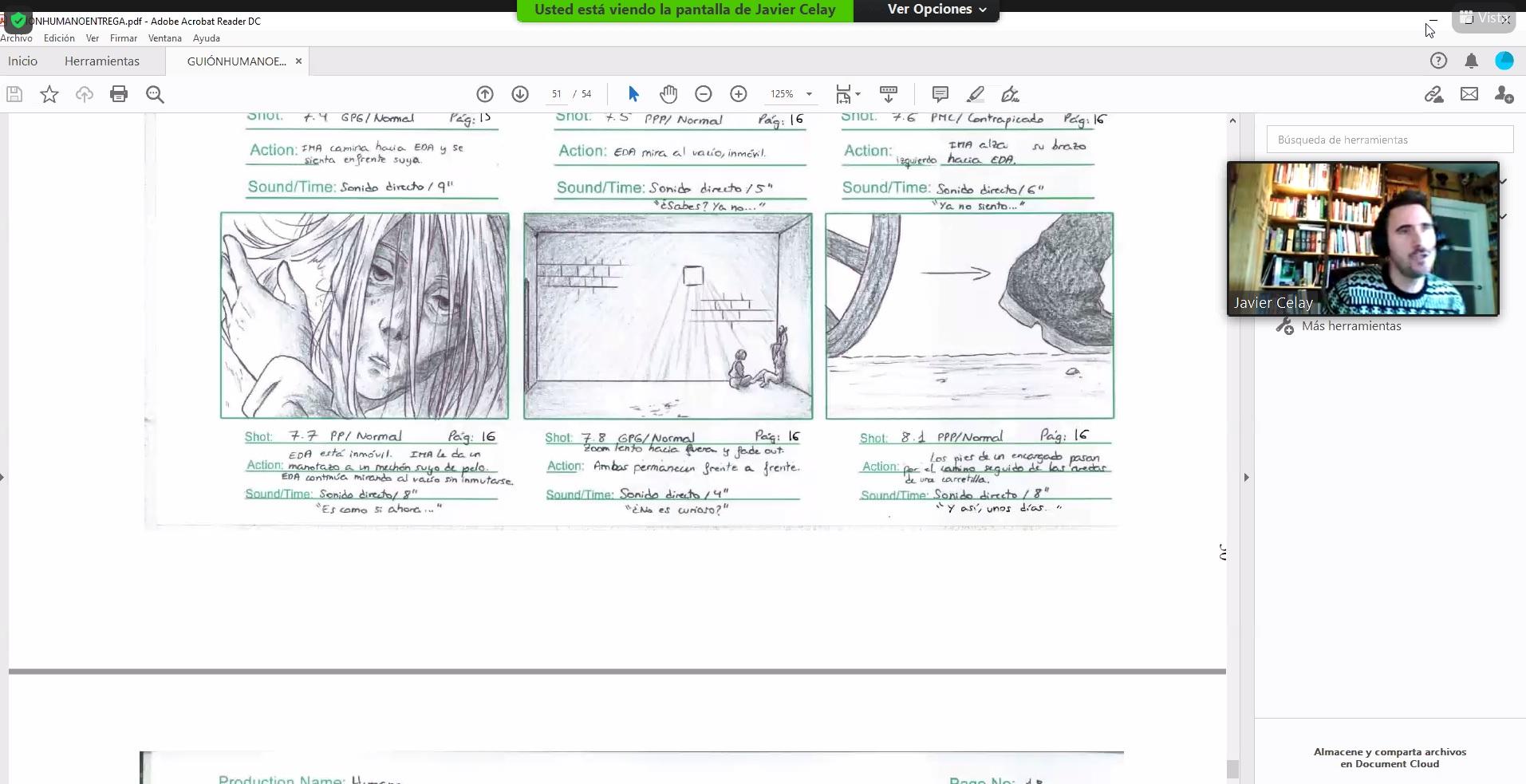 Éxito de los talleres virtuales de diseño en una jornada de puertas abiertas online