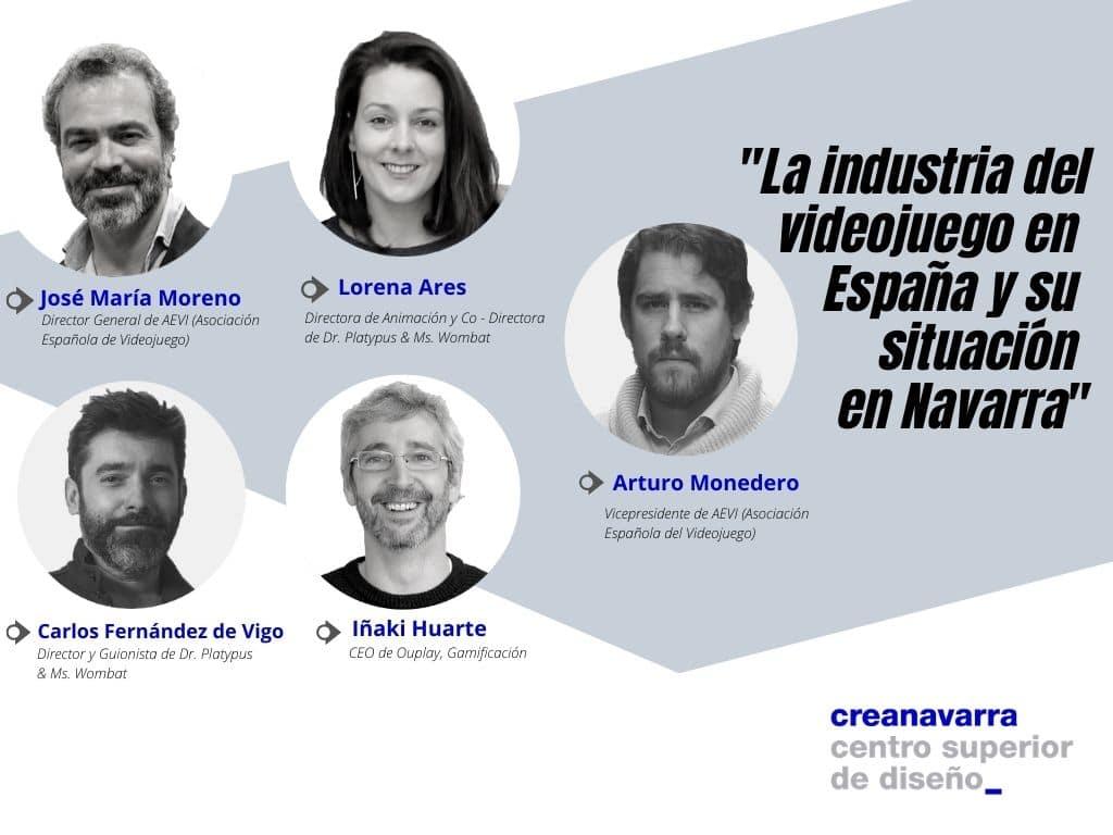 La industria del videojuego en España y su situación en Navarra