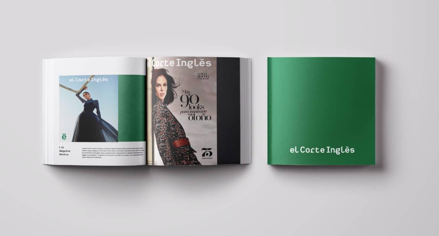 'Re-diseño' completo de la identidad corporativa gráfica por parte del alumnado de Diseño Gráfico