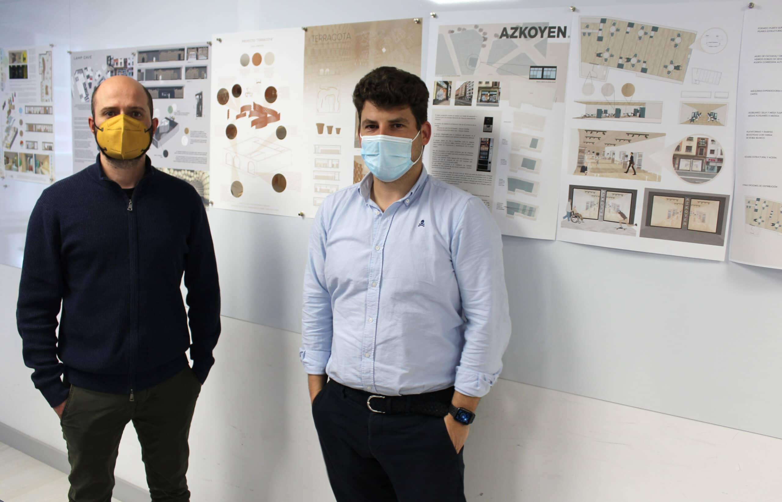 El alumnado de Diseño de Interiores desarrolla vivienda modular supervisada por Álvaro Fontaneda de Forma Construcción